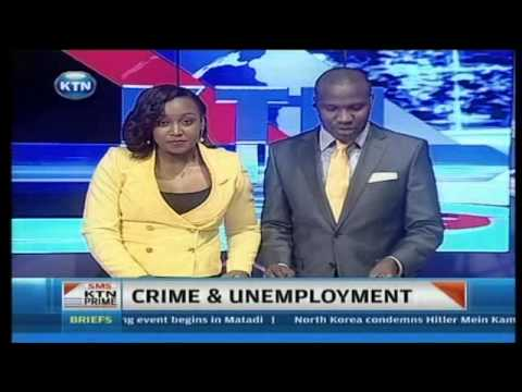 Crime and unemployment