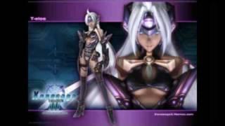 Xenosaga III - Unreleased Tracks - battle vs. Yuriev