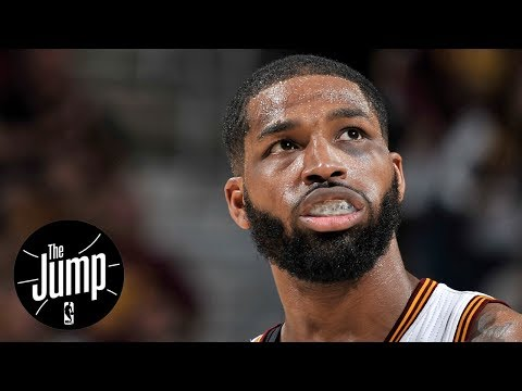 Can Tristan Thompson Be The Difference Maker In The NBA Finals? | The Jump | ESPN
