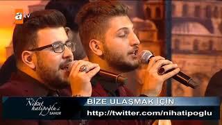Nihat Hatipoğlu Fırat Türkmen Herkesin aradığı ilahi-muhammed-fırat giydim beyazları