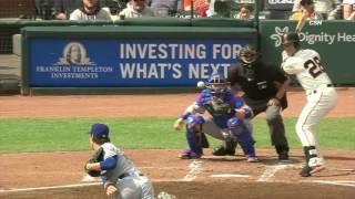 October 02, 2016-Los Angeles Dodgers vs. San Francisco Giants