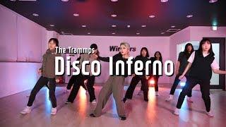 The Trammps - Disco Inferno l Waacking Class (Soula)