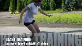 Lacrosse Speed, Agility, and Reaction Training