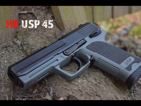 HK USP 45...A Classic That Still Holds It Own!