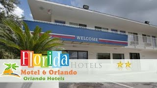 Motel 6 Orlando - Kissimmee Main Gate East - Orlando Hotels, F…