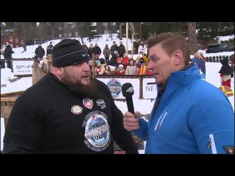 Worlds Strongest Viking 2017 - Strongman Champions League Norway