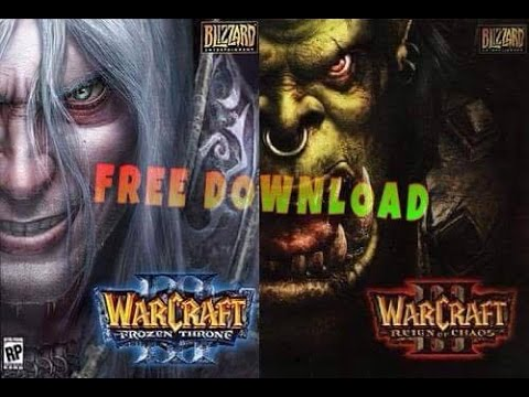 How To Download Warcraft 3 With Frozen Throne 2016 2017 Youtube