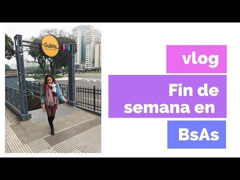 #VLOG 5 - Viaje a Buenos Aires