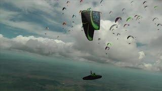 Paragliding World Cup 2013 - Super Final - Valadres, Brazil - Task 7