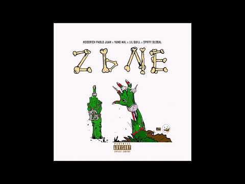 """Spiffy Global Feat. Hoodrich Pablo Juan, Yung Mal & Lil Quill - """"Zone 6"""" OFFICIAL VERSION"""