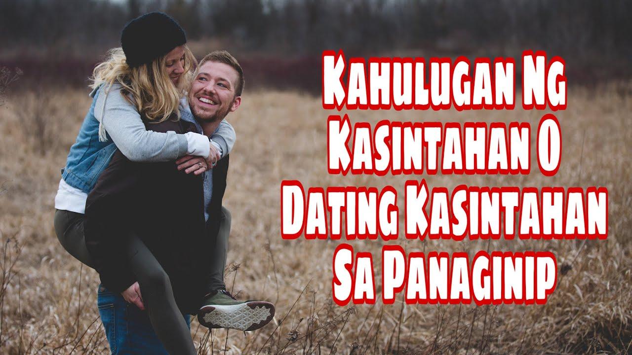 panaginip tungkol sa dating kasintahan