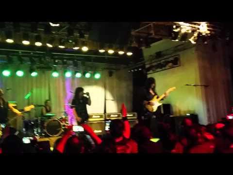 Rata blanca en SEATTLE WA en concierto