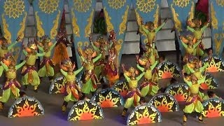 Abellana National High School (1st Place Sinulog 2014 HS Div.)