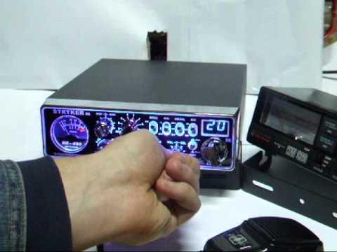 Statie Radio Stryker SR-490, 100W.wmv