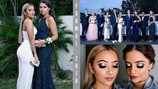 One of Aisha Christa's most viewed videos: FORMAL/PROM GRWM VLOG | Aisha Christa