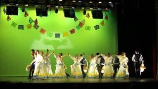 La Culebra, Ballet Folklorico, UANL