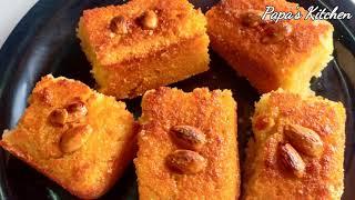 1 கப் ரவை இருந்தா 25 நிமிடத்தில் ஜூஸியான கேக் ரெடி | Eggless spongy rava cake | EID SWEET 2020