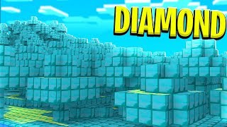 FINDING A DIAMOND ONLY MINECRAFT WORLD | JeromeASF