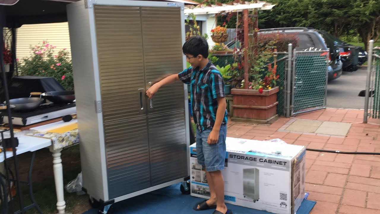Heavy Duty Outdoor Lockable Storage Cabinet Review And