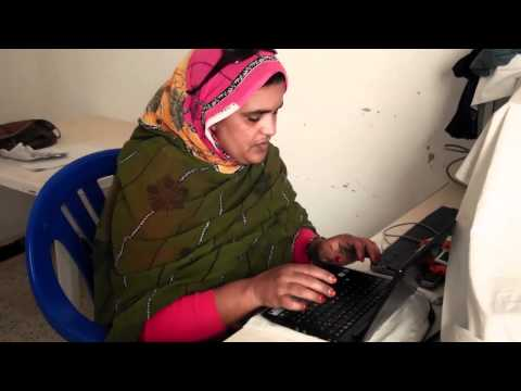 THE STRUGGLE OF THE SAHARAWI WOMEN [ENG]