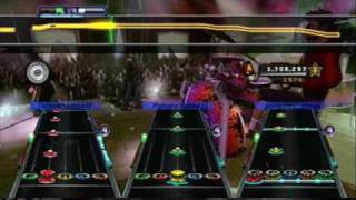 Guitar Hero 5 Sex On Fire Traditional Full Expert Band