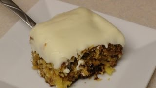 How To Make A Pineapple Sheet Cake With Cream Cheese Frosting - My Great Grandmother's Recipe