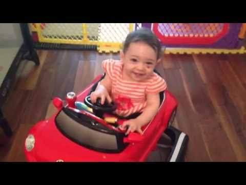 Baby Walker Review - Toys R Us / Babies R Us VW beetle walker Volkswagen Toys R Us exclusive