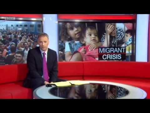BBC North West Tonight report on #SR convoy. #RefugeeCrisisConvoy