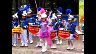 Drum Band Gita Bahana TK Negeri Pembina Bululawang Kabupaten Malang - Jawa Timur