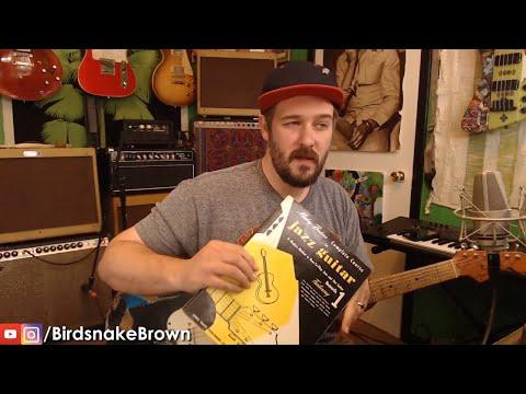 My Favorite Jazz Guitar Book - Mickey Baker Jazz Guitar Book 1
