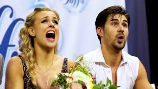 2018 U.S. Olympic Figure Skating Team