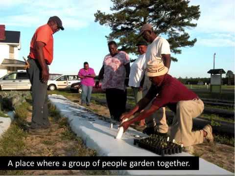 Growing Food, Growing Communities