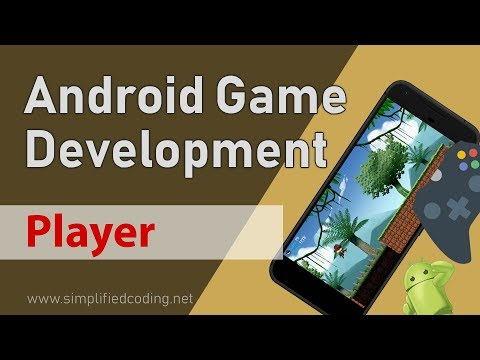 #2 Android Game Development Tutorial - Player