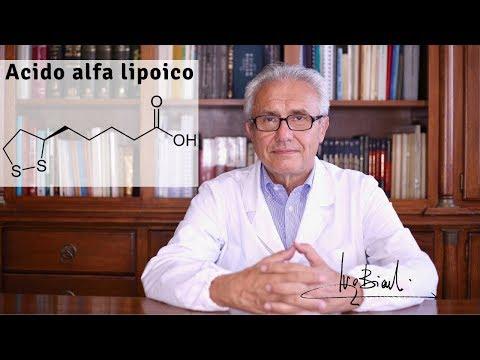 Acido alfa lipoico, l'antiossidante degli antiossidanti