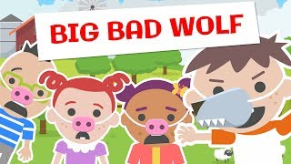 Roys Bedoys & The Three Little Pigs - Read Aloud Children's Books