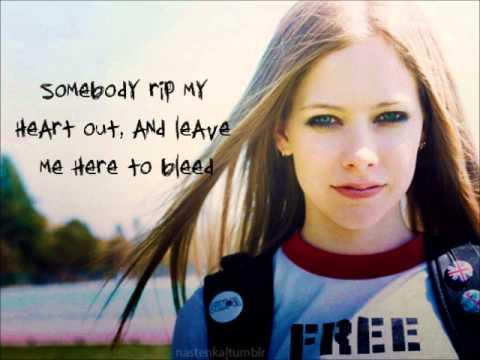 Anything But Ordinary Avril Lavigne lyrics
