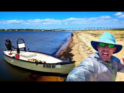 First 100+ MILE River Trip! Apalachicola River