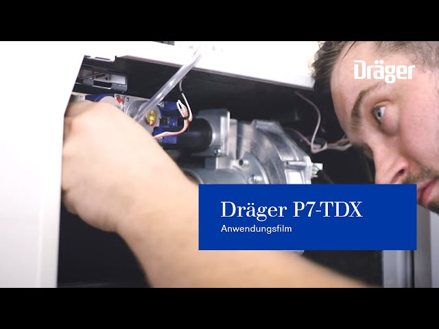 Dräger Anwendungsfilm - P7 TDX