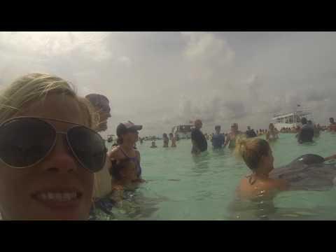 Grand Cayman, Native Ways Watersports Stingray Excursion 7:5:2017
