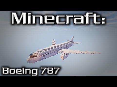 Minecraft: Boeing 787 Tutorial