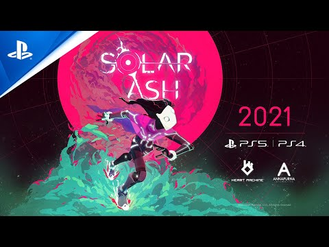 Solar Ash - Gameplay Reveal | PS5, PS4