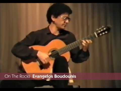 EVANGELOS BOUDOUNIS | On The Rocks (Athens College Live)