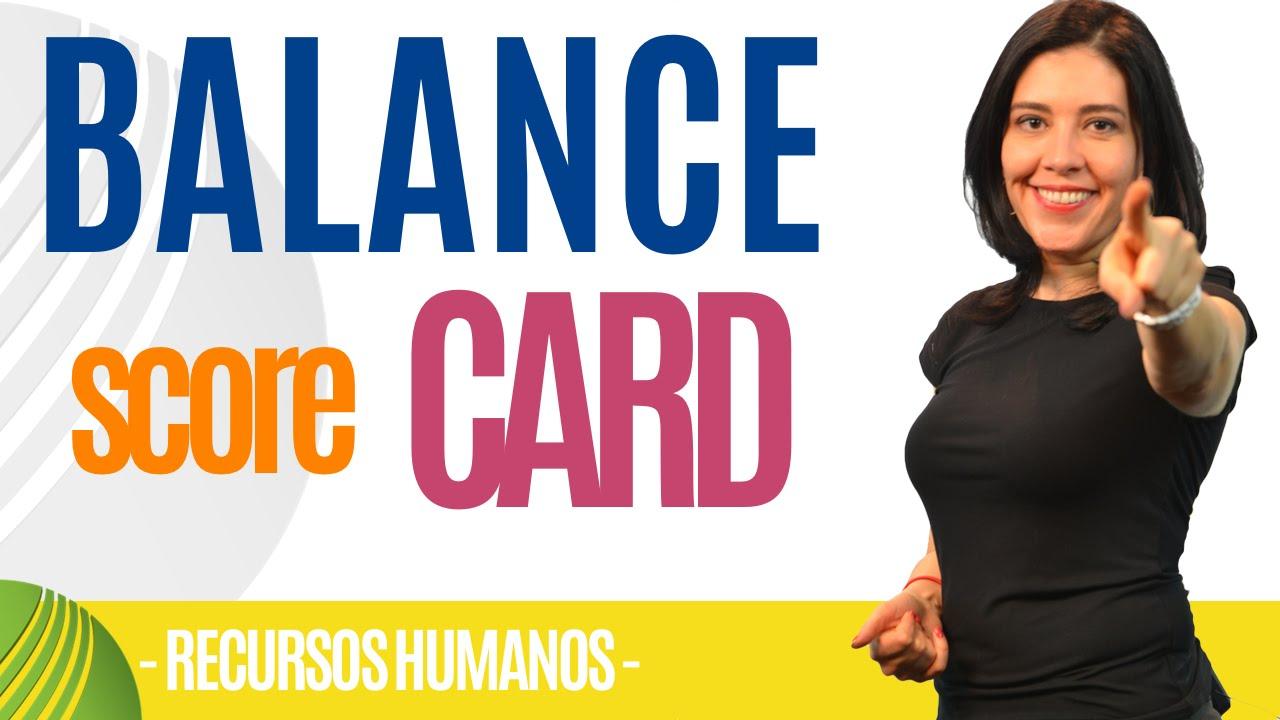Gestión de Recursos Humanos BALANCE SCORE CARD Experto en Recursos Humanos  - YouTube 086f57c35b12c