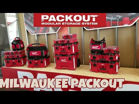 Milwaukee Packout Storage System #NPS17