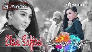 Gambar cover Lanange Jagat - Elsa Safira - New Monata Live Bodas Tukdana Indramayu