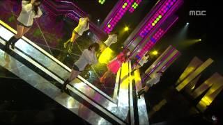 Yeon Ji Hoo - Go Go Sister, 연지후 - 언니가 간다, Music Core 20120310