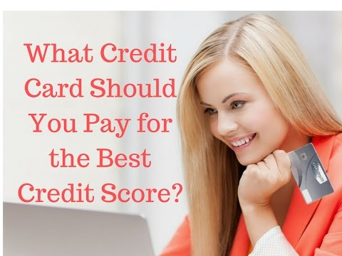 What Credit Card Should Payoff First Credit Score Tips