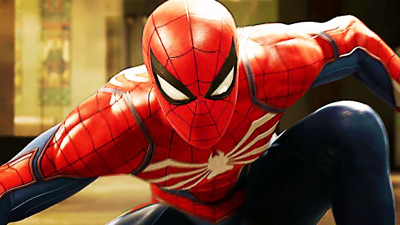 marvel's spider-man nouveau trailer (2018) ps4 - pgw - youtube