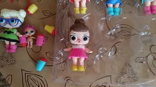 Большие ЛОЛ.# НОВЫЕЛОЛ#обзор#куклы#лол#