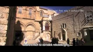 Centrum Konferencyjne Saxum w Jerozolimie - film promocyjny po polsku